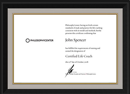 PhilosophyCenter | LifeWorks Coach Training